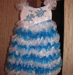 Beautiful magnificent dress, new !!!