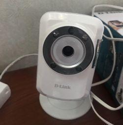 D-link webcam