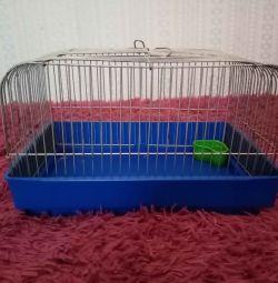 Hamster / Kemirgen Kafesi