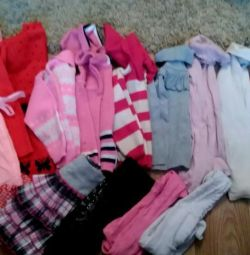 Things for the daughter (for giving) 3-5 years
