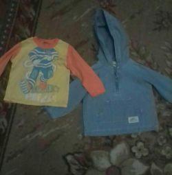 Turtleneck și bluze