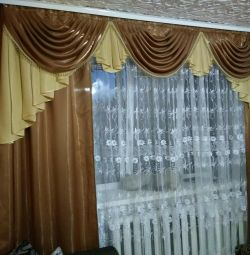 Curtains and Lambrequins