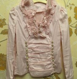 Blouse for girls