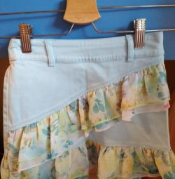 Skirt for girl 128-134