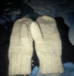 Γάντια από μαλλί