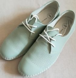 Shoes mint new, r-39 (38)