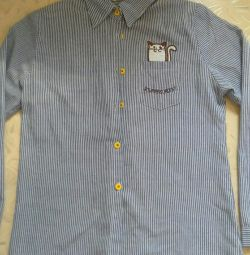 Shirt for height from 160 cm.