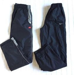 Nike sweatpants like new, for height 152-158