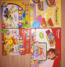 Children's educational games