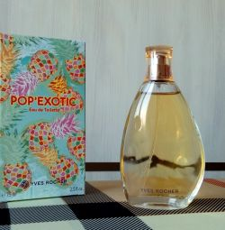 Yves Rocher Pop Exotic, edt 75 ml.