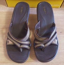 sandals size 38