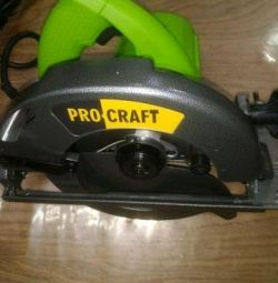 Circular saw ProCraft 2000 watt