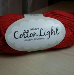 Yarn Drops Cotton Light