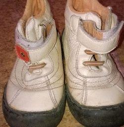 ботиночки на мальчика или девочку