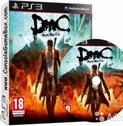 DMC Devil May Cry (рус) для PS3