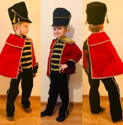 """Costum de carnaval """"Hussar"""" / Slav"""