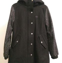 Пальто Adidas
