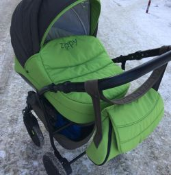 Zippy stroller 2in1