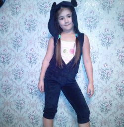 MickeyMouse overall
