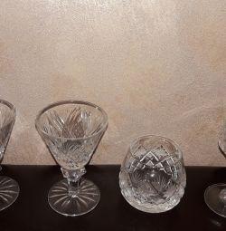 Γυαλιά shot, σωρούς της ΕΣΣΔ