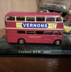 Автобусы колекционные