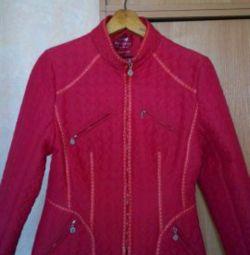 Demi-season jacket 44 rr