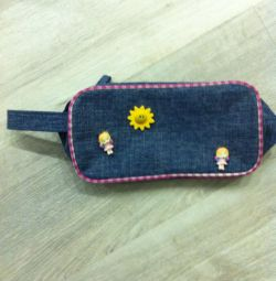 Handbag pencil case
