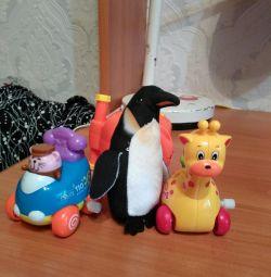 Clockwork toys