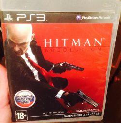 """Hitman"" pe PS3"