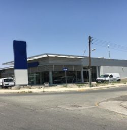 Commercial Warehouse/Showroom in Agios Dometios, N