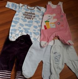 Body pants 50-56 cm for newborn