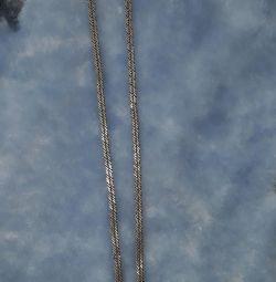 Lanț de argint