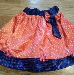 New children's skirts