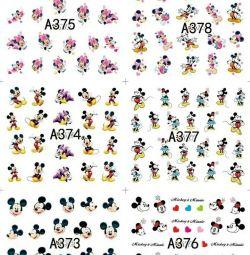 👅Micky Stickers