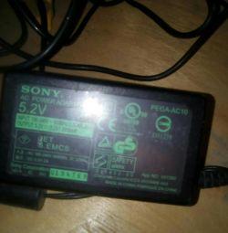 Προσαρμογέα Sony pega-ac10