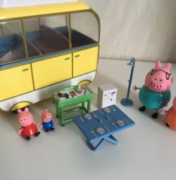 picnic de porc peppa