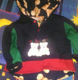 Курточка до года
