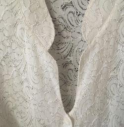 Μπλούζα Guipure