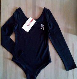 Nou costum de baie Cherubino pentru gimnastică