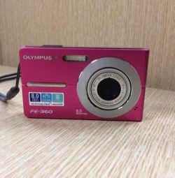 Camera Olympus FE-360