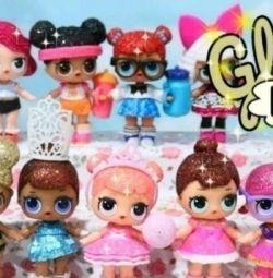 Кукла L.O.L оригинал, новые