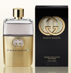 Gucci Gucci Guilty Diamond Limited Edition for men