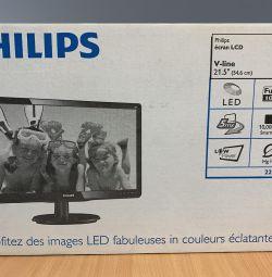Philips 226V4L monitor nou