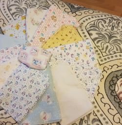 Nappies for children flannel