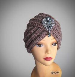 Turban, turban, cap