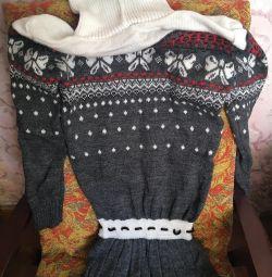 Πουκάμισο πουλόβερ
