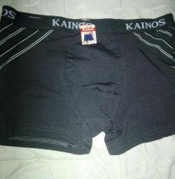 New panties.