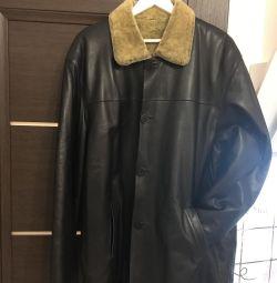Ανδρικό παλτό TOTO