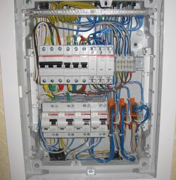 Electrical installation works of any complexity