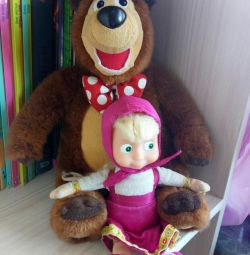 Masha and the Bear.